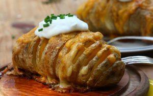 Картофель «по-швейцарски»