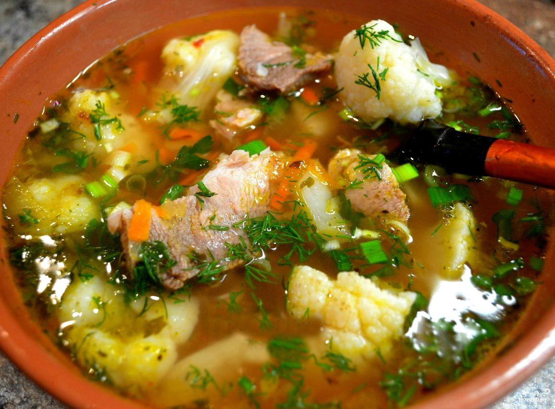 Рецепт суп без капусты рецепт