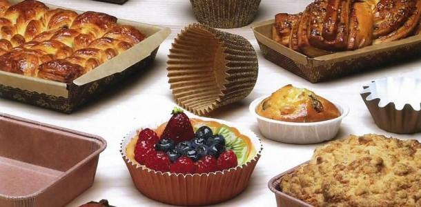Разнообразные формы для выпечки