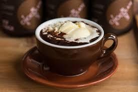 Все про горячий шоколад