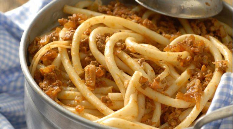 Как приготовить макароны по флотски с мясом