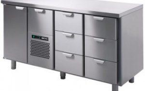 Холодильные поверхности в ассортименте