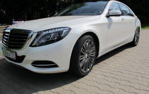 Аренда автомобилей представительского класса на портале mercedesblack.ru