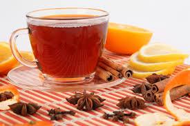 Ароматный чай с пряностями