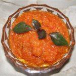 Икра из моркови с томатами