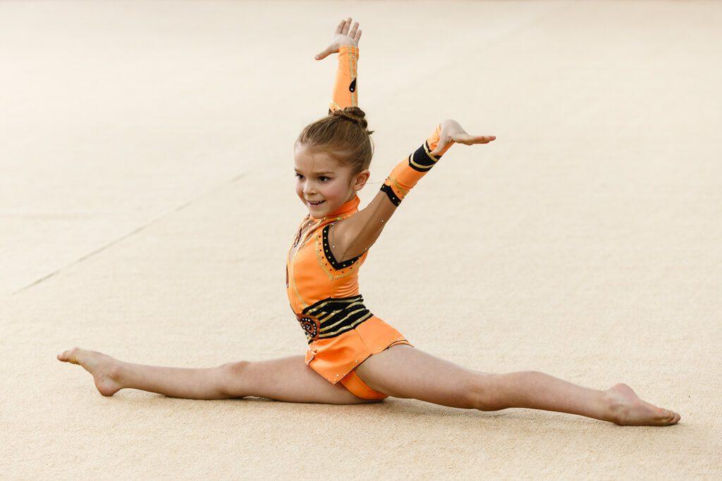 Художественная гимнастика как способ самовыражения