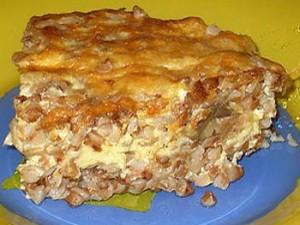 Картофель с грибами в духовке без сыра рецепт