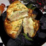 Кабачковый пирог-запеканка