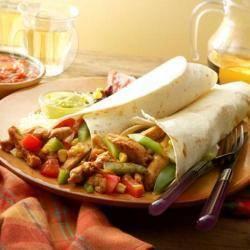 Тортильяс со свининой по-мексикански