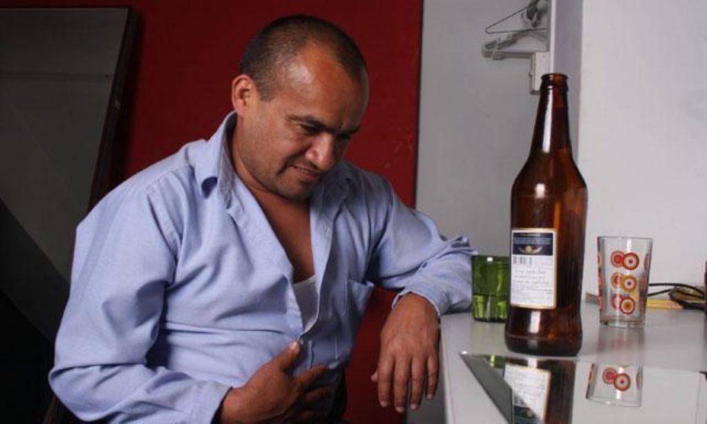 Последствия употребления спиртных напитков