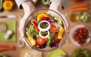 Роль правильного питания в нашей жизни