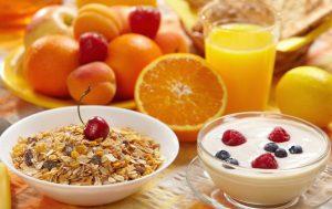 Хороший день начинается с хорошего завтрака