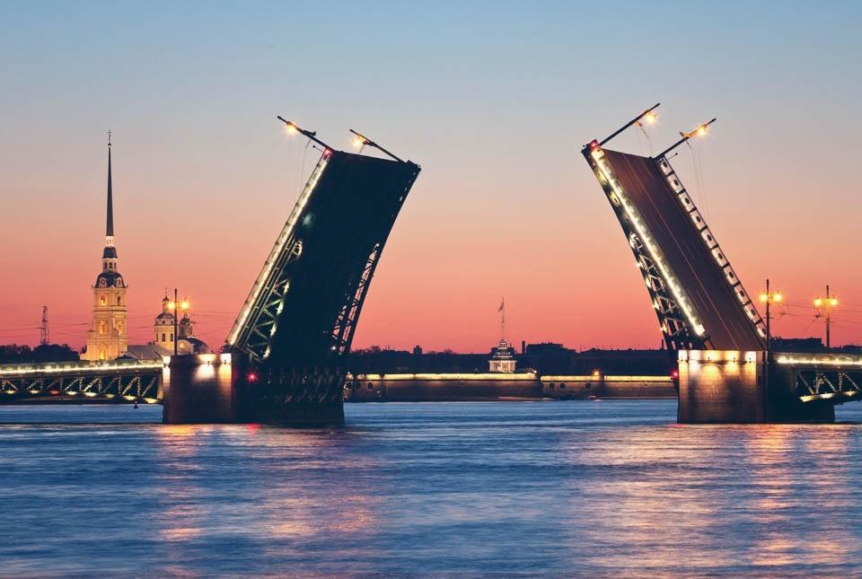 Санкт-Петербург и его достопримечательности