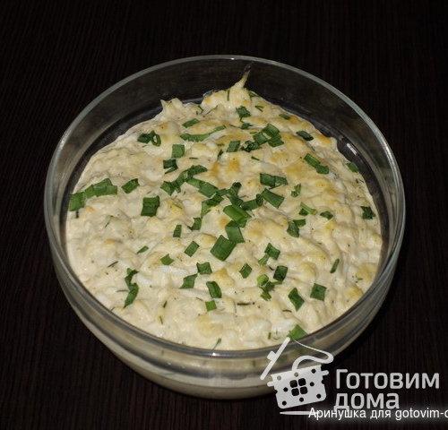 Салат-соус»Пасхальный»