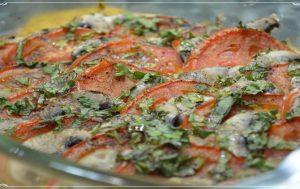 Греческая горячая закуска буюрди
