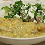 Фрикадельки в сырном соусе