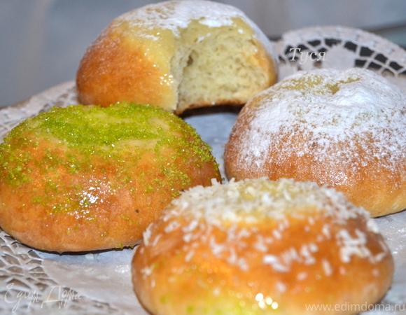 Норвежские булочки-пышечки