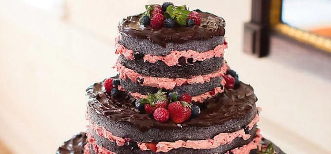 Красивый и вкусный торт