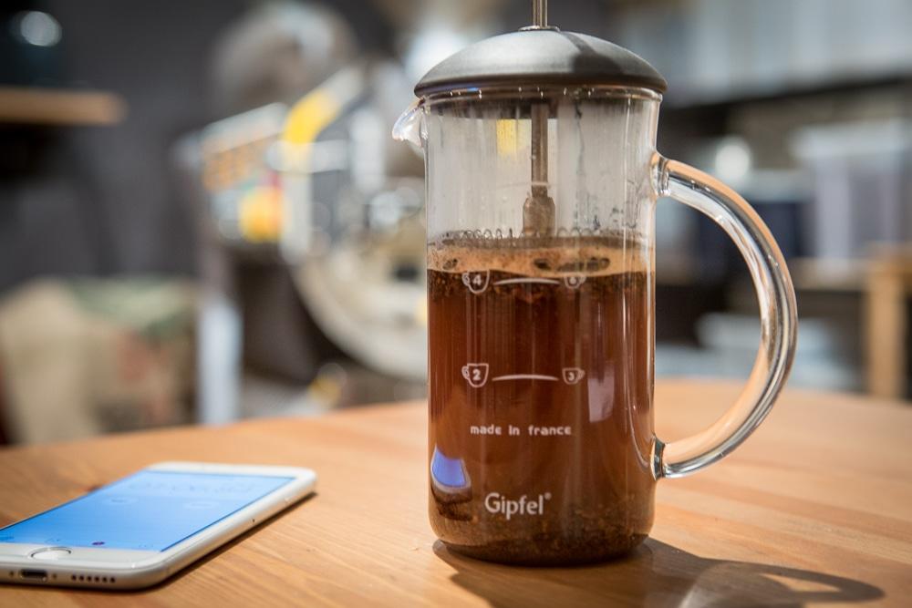 Френч-пресс для кофе