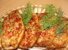 Горячие бутерброды «Отдыхай»