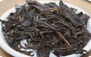 Вкус и аромат чая Да Хун Пао