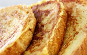 Быстрый Завтрак «Гренки классические»