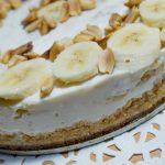Торт домашний кокосово-банановый и рецепт его приготовления