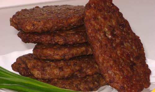печёночные оладьи рецепт с фото
