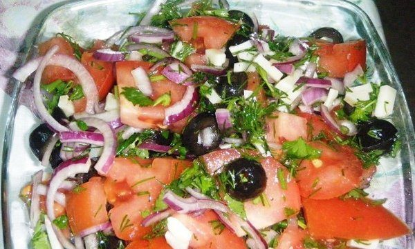 Салат «Удовольствие»