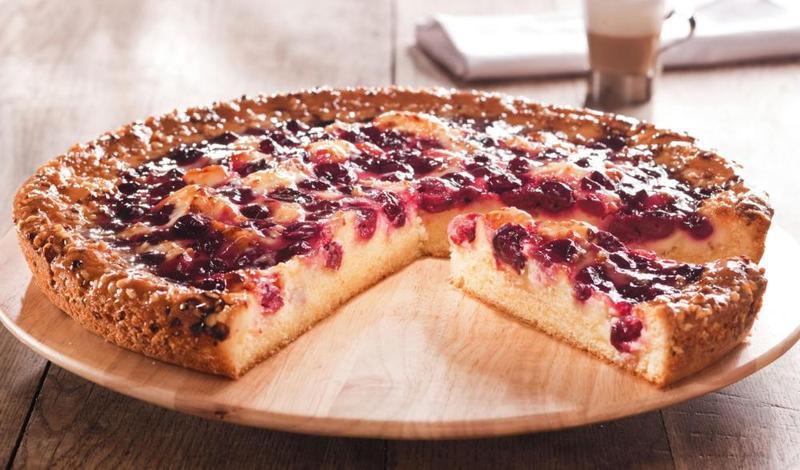 Пирог венский вишневый и рецепт его приготовления