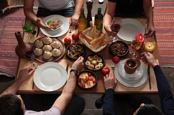Изысканные и неповторимые блюда от грузинского кафе «Батони»