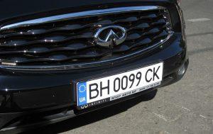 Главные сведения о номерах для авто в Киеве
