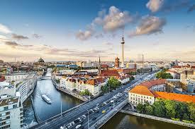 Берлин — город студенчества, авангарда и свободы