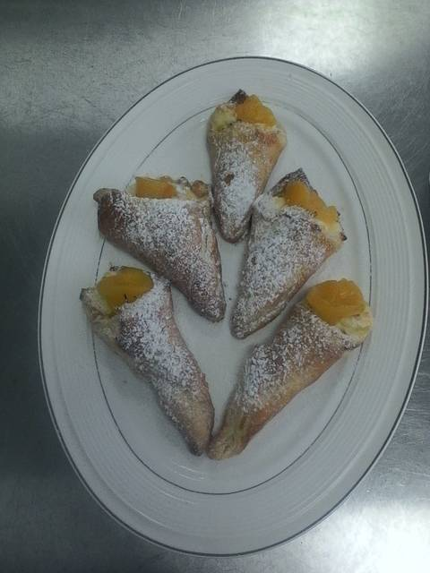 Закуска «Лилии»