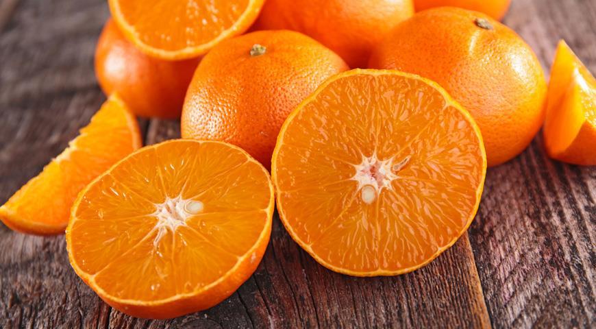 Клементин (алжирский мандарин)