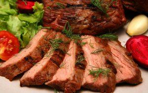 Блюда из мяса и рыбы.