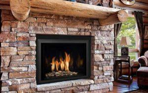 Камин – важная составляющая отопительной системы загородного дома