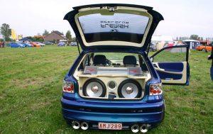 Аудиосистемы на автомобиль