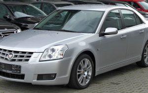 Cadillac BLS Wagon – американский бренд для европейцев