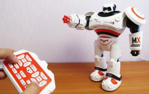 Потешные животные и боевые роботы на радиоуправлении