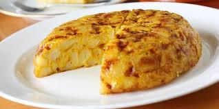 Тортилья (картофельная запеканка по-испански)