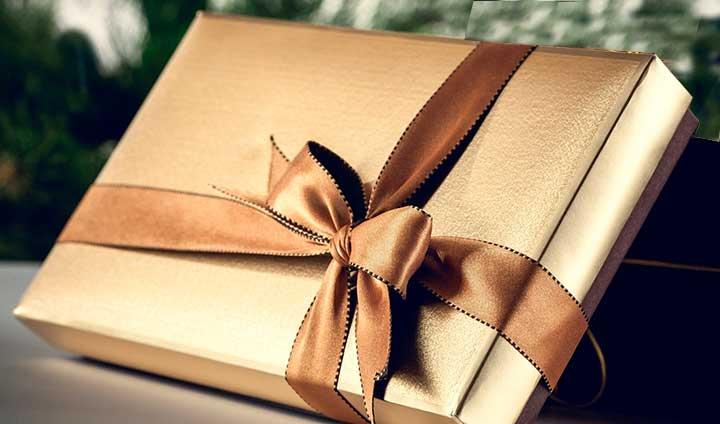 Какими бывают vip подарки