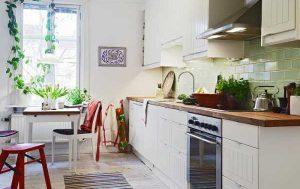 Несколько простых решений для обновления старой кухни без ремонта