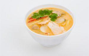 Куриный суп.