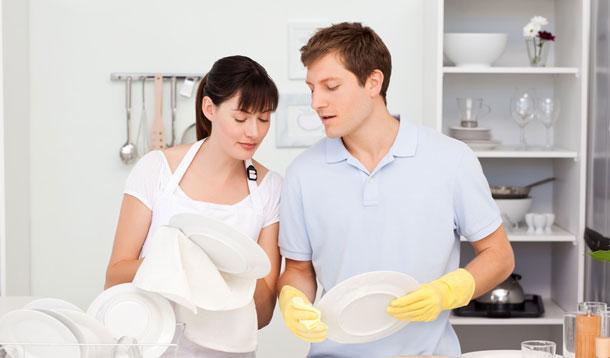 Какая посуда нужна молодой семье?