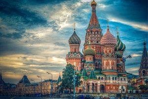 Святые места в Москве