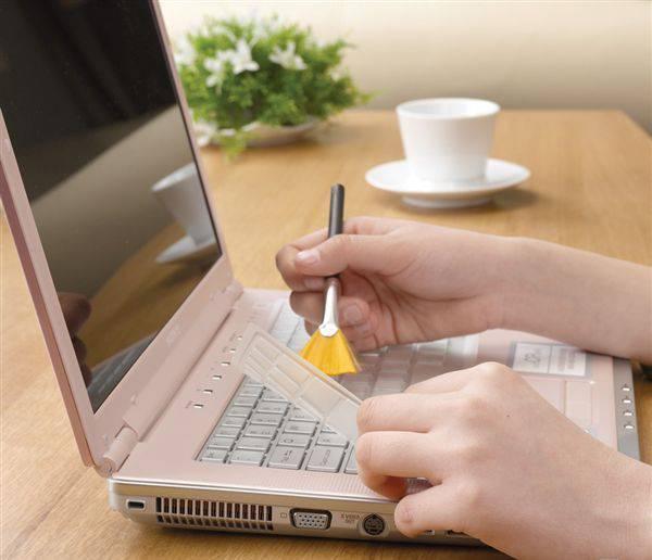 Почему ноутбук необходимо периодически чистить от пыли