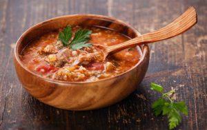 Суп «Харчо»
