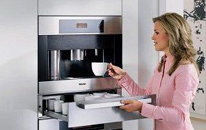 Правильный подход к выбору обычных и встраиваемых кофемашин для дома