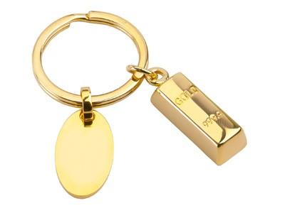 Где продают золотые брелоки по доступной стоимости?